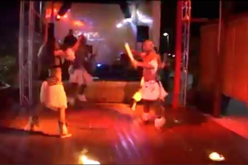 Spettacolo di Danza Tribale