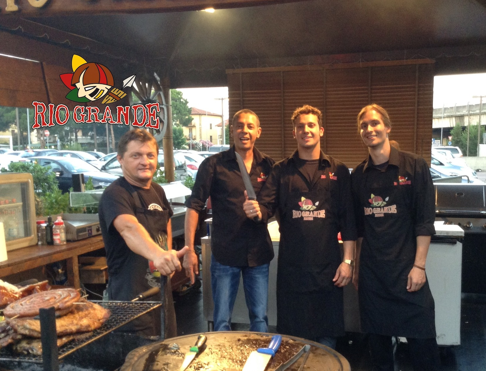 Churrasco Team!