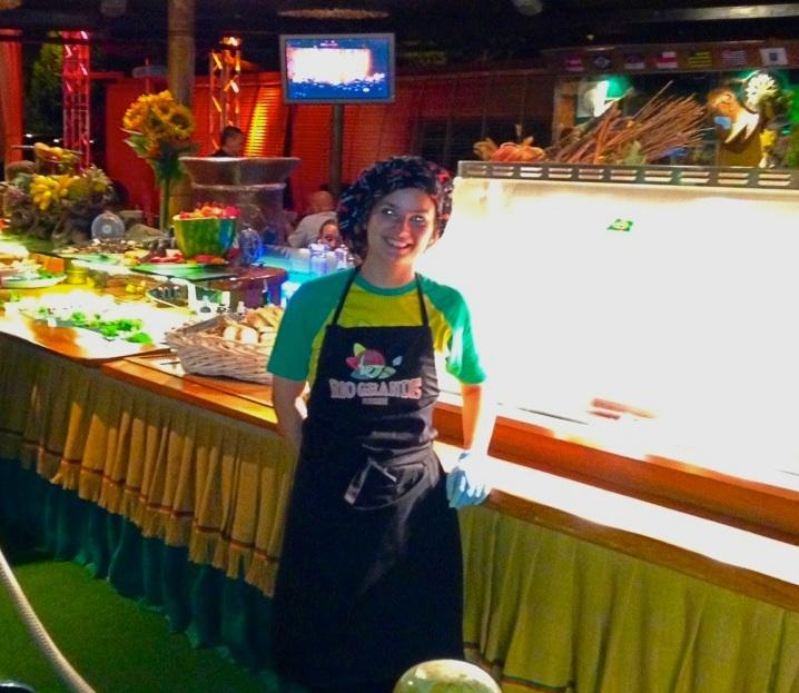 La nostra grande cuoca !