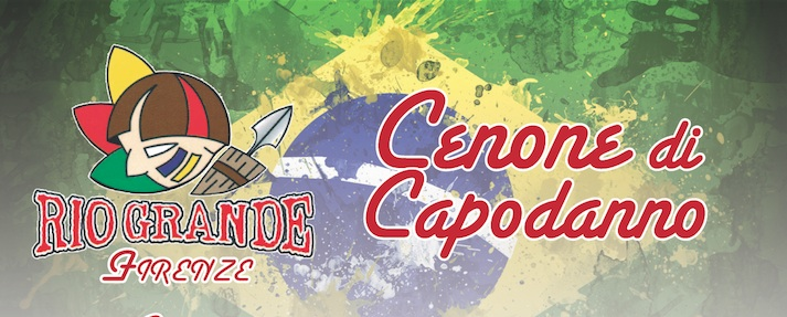Capodanno Brasiliano al Rio Grande!