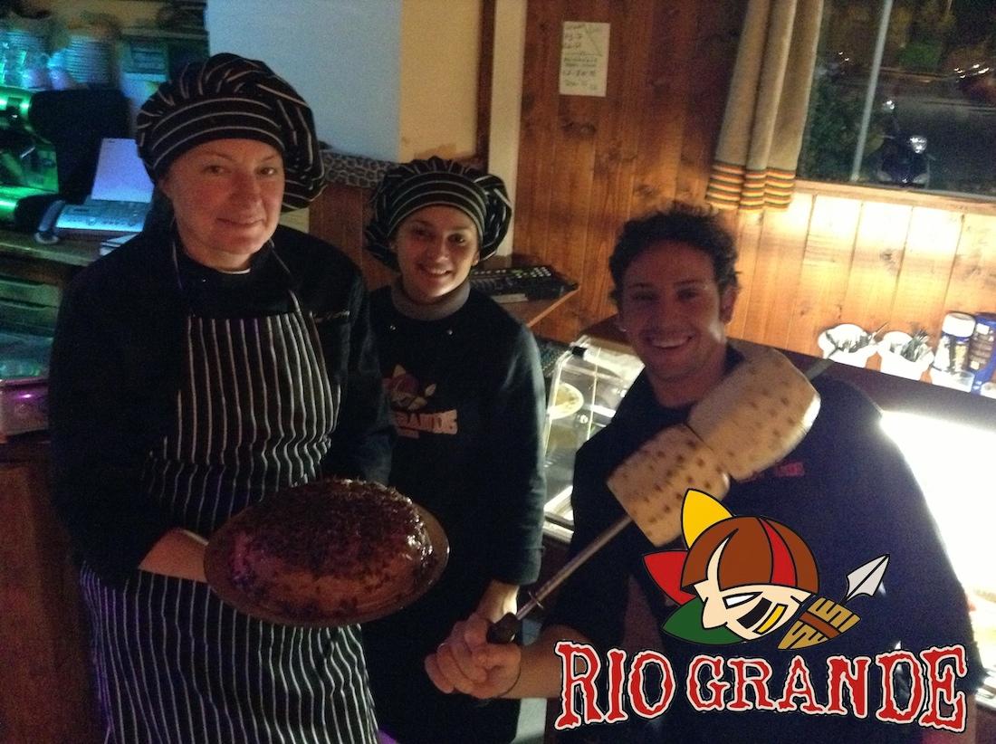 I cuochi del Rio Grande