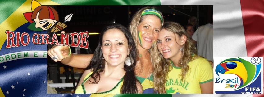 Vivi i Mondiali Brasile 2014!