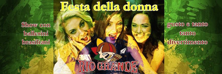 Grande Festa della Donna a Firenze!
