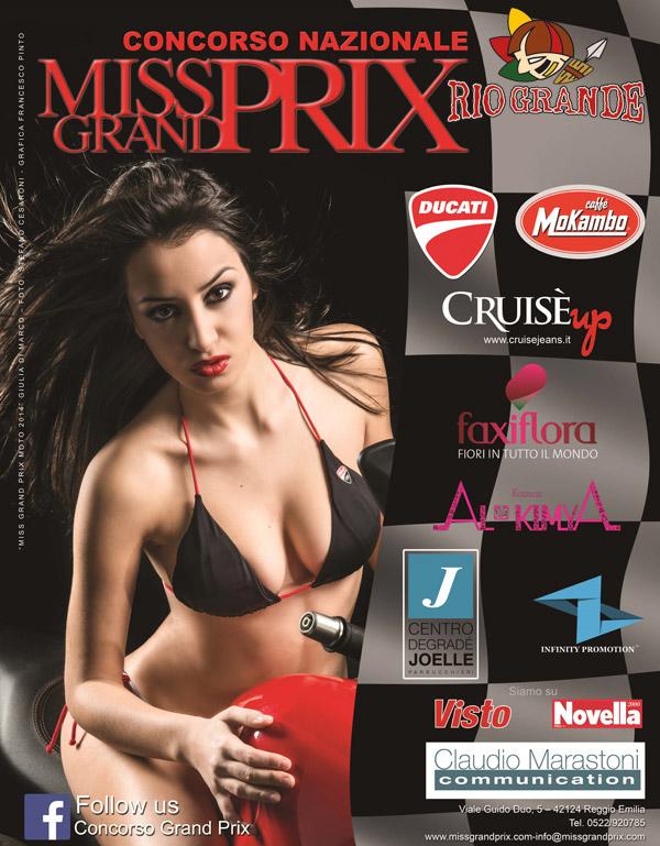 Miss Grand Prix al Rio Grande Ristorante!