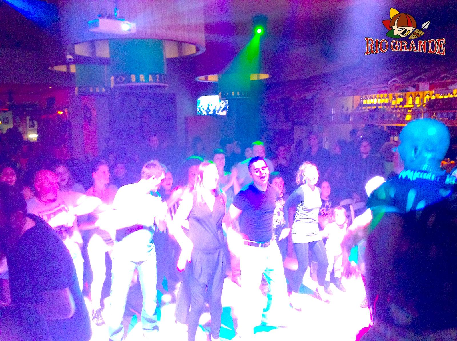 Balli e spettacoli al Rio Grande Firenze