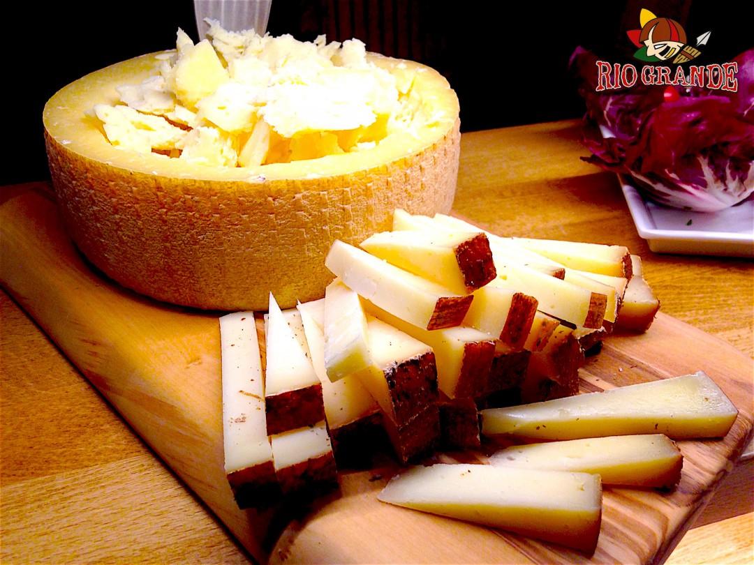 tagliere di formaggio