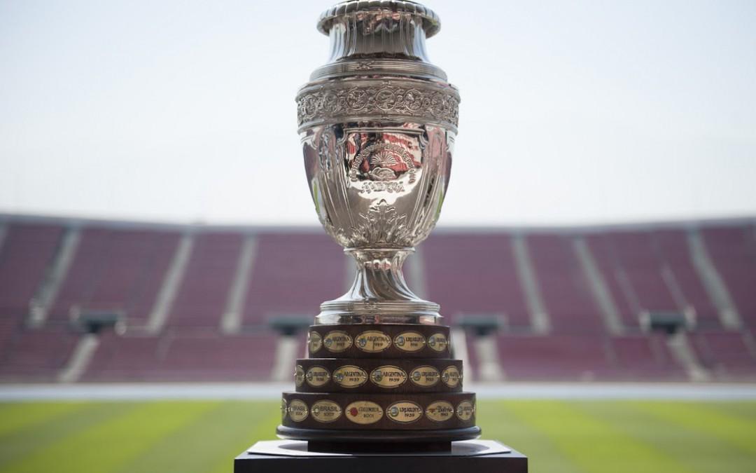 Vivi le emozioni del calcio con noi! La Coppa America 2016 in diretta al Rio Grande Firenze!