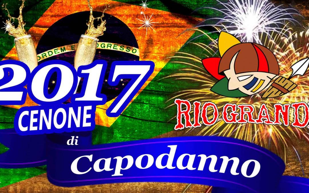 CENONE Della NOTTE di CAPODANNO 2017 a Firenze!