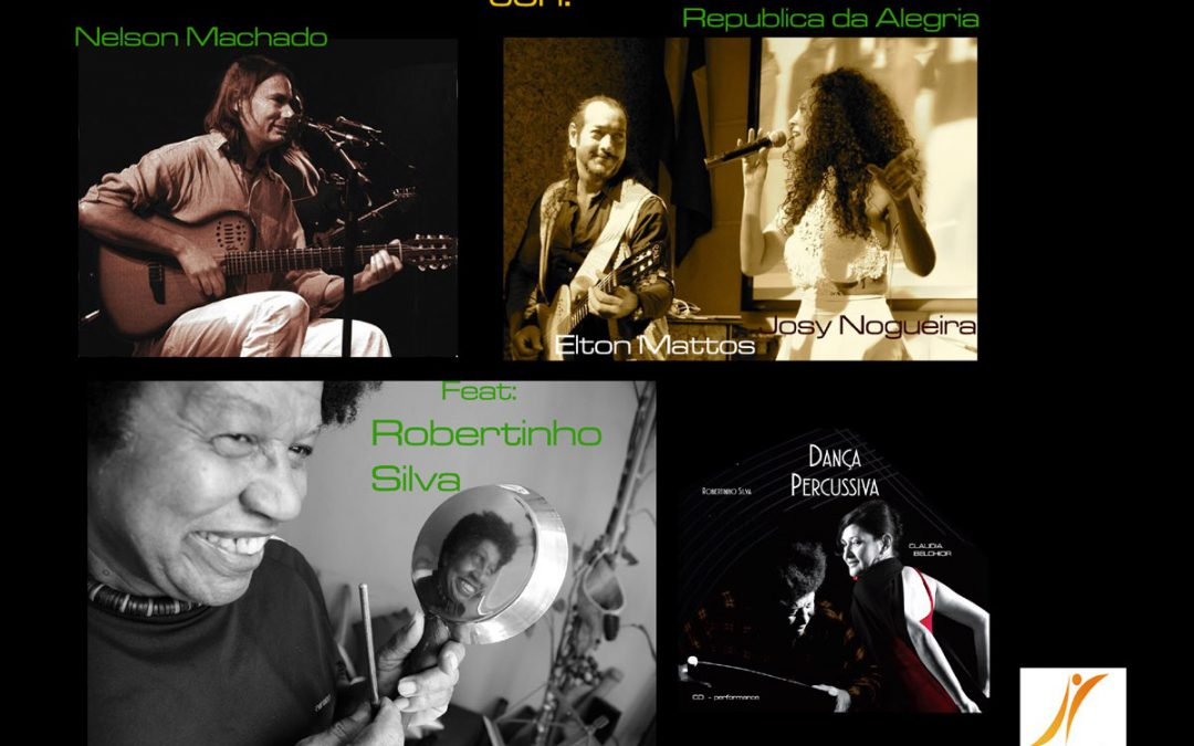 CONCERTO INAUGURALE DEL 15mo Brasil Festival di Musica Popolare Brasiliana!