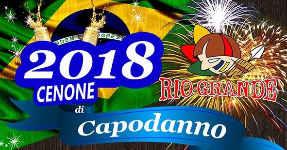 Gran CENONE di Capodanno 2018 Firenze!