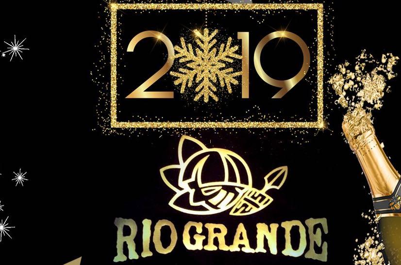 DOPPIO Gran Cenone di Capodanno 2019 al Rio Grande Ristorante Firenze!