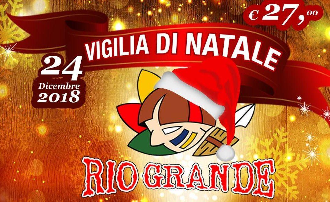 Vivi la magia della Vigilia di Natale 2018 al Rio Grande Ristorante Firenze