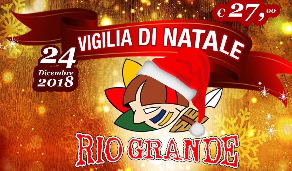 Immagini Di Vigilia Natale.Vivi La Magia Della Vigilia Di Natale 2018 Al Rio Grande Ristorante