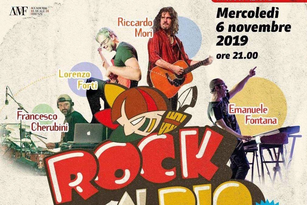 Inaugurazione di ROCK AL RIO il 6 Novembre 2019