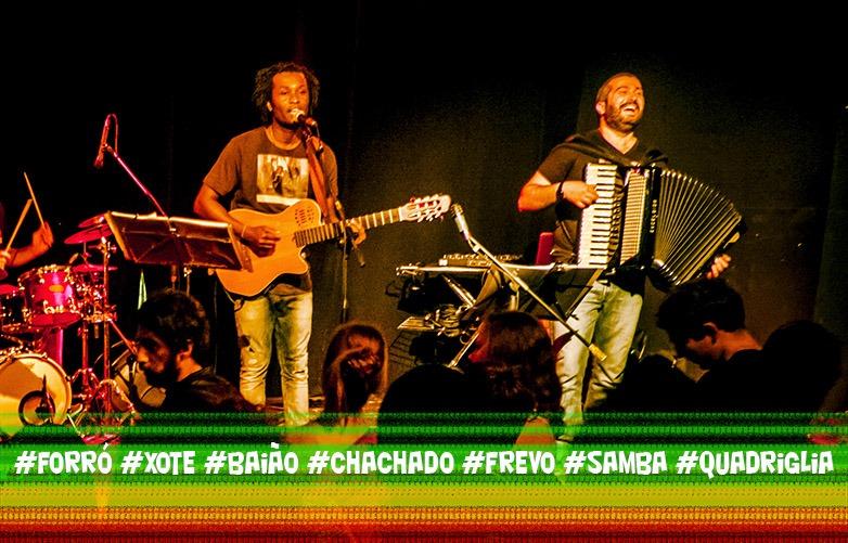Musica dal Vivo Brasileirinho do Forró  il 15 Novembre al Rio Grande