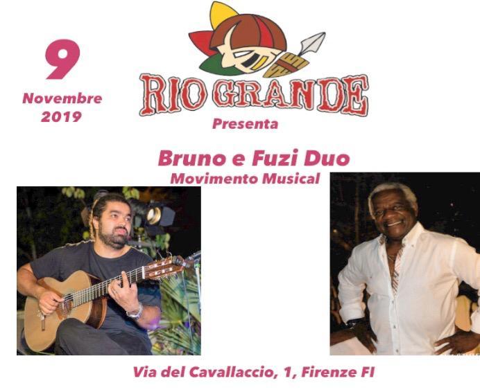 Live Music With Bruno & Fuzi Duo il 9 Novembre 2019
