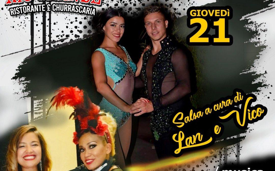Super Rumba Colombiana il 21 Novembre