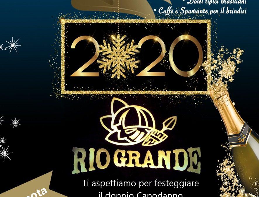 Doppio Capodanno 2020 al Rio Grande