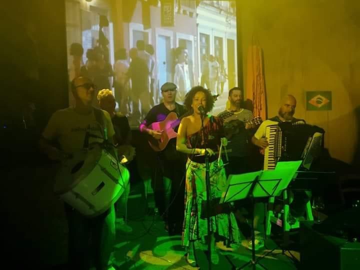 Forró Pé no Chão // Live al Rio Grande Firenze il 6 Dicembre 2019