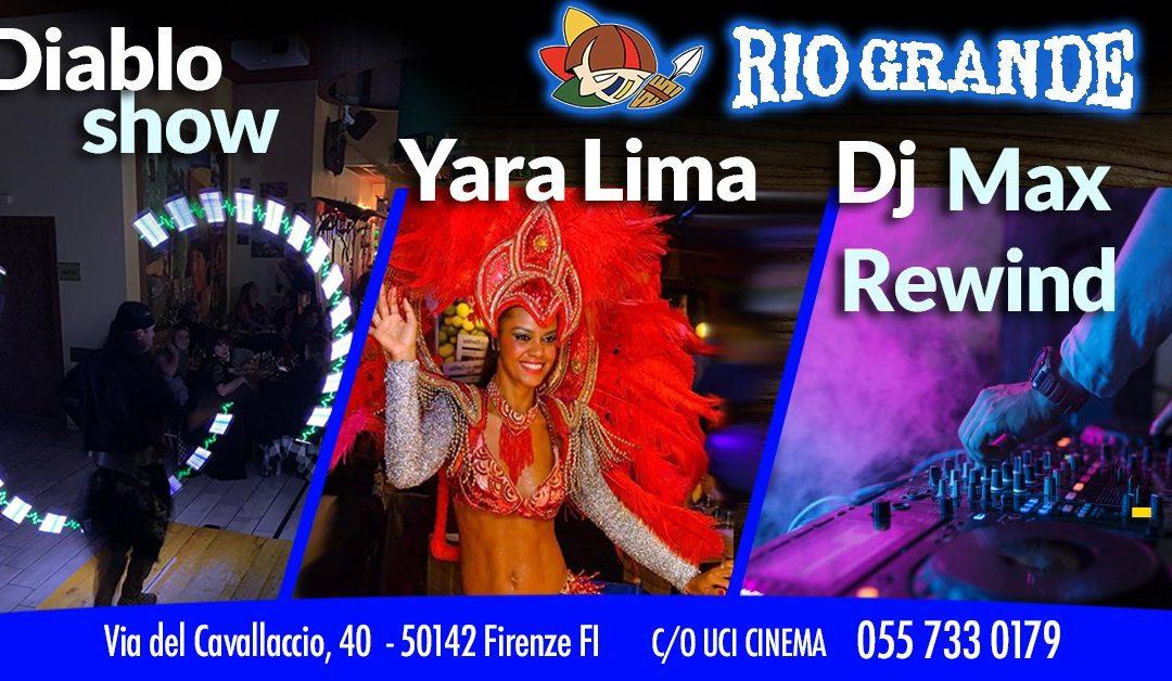 Diablo Show il 7 Marzo 2020 al Rio Grande Firenze